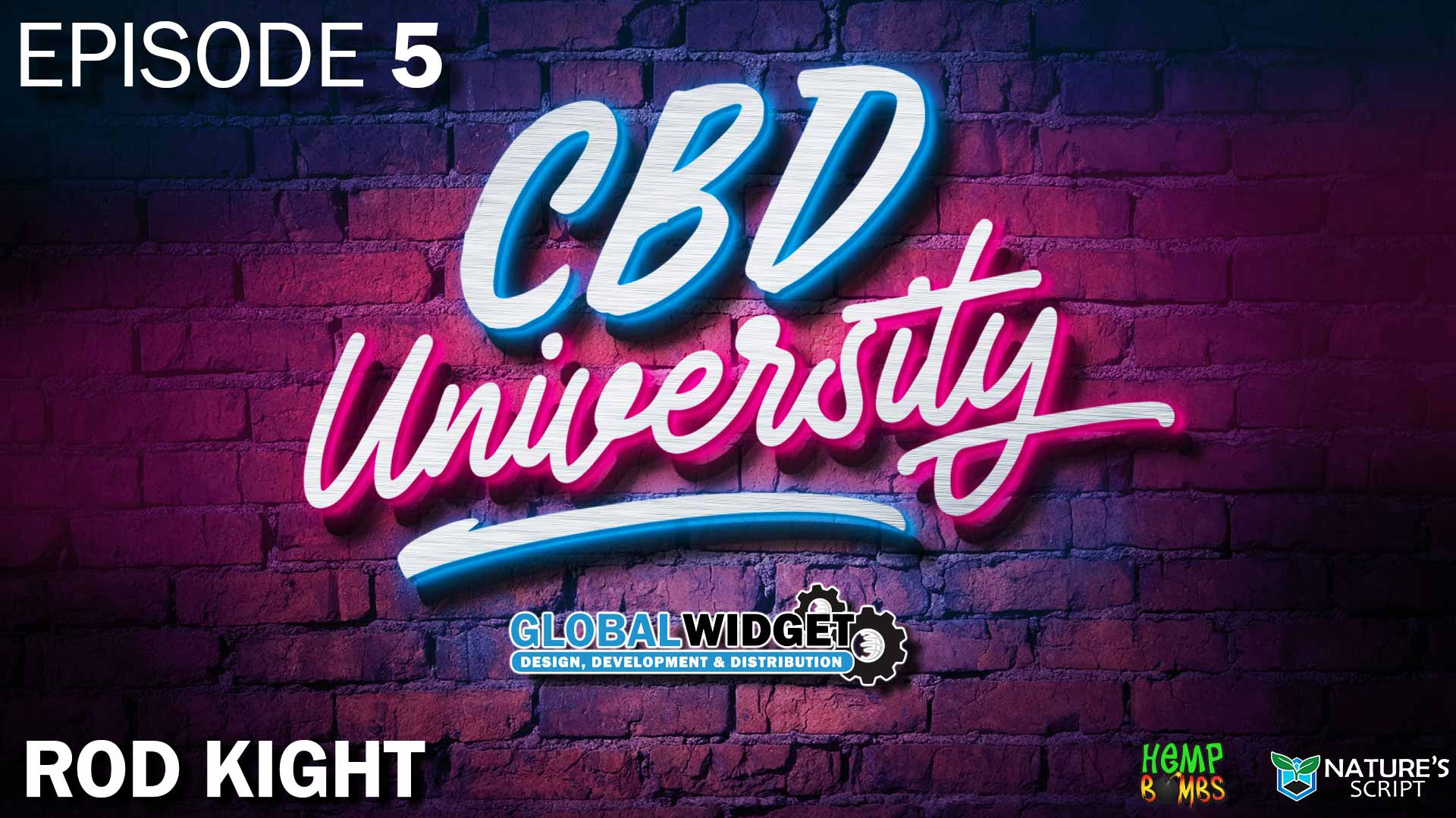 CBD Podcast Episode 5
