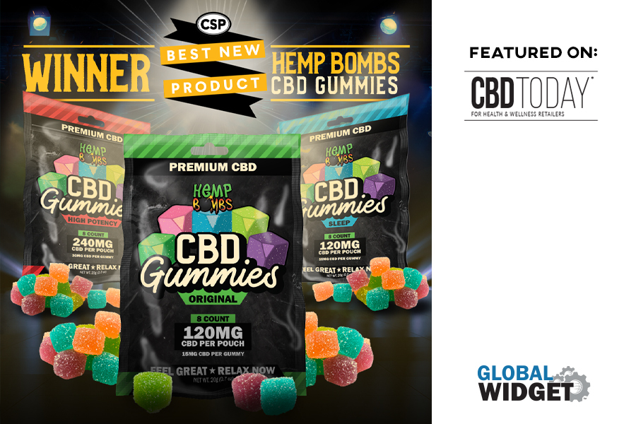 Global Widget Featured on CBD Today