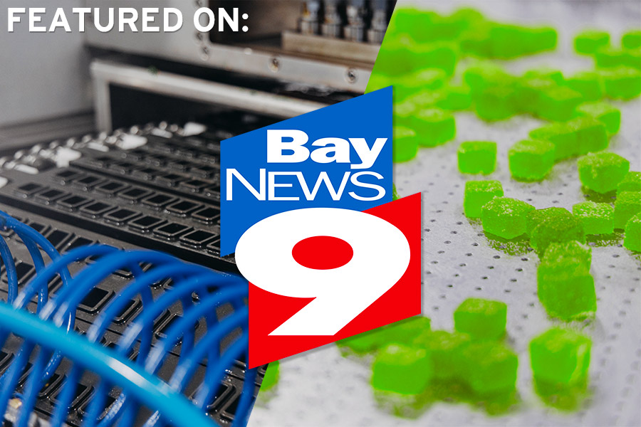 Featured On Spectrum Bay News 9